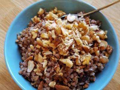 "Toasted ""Kasha"" Buckwheat Porridge"